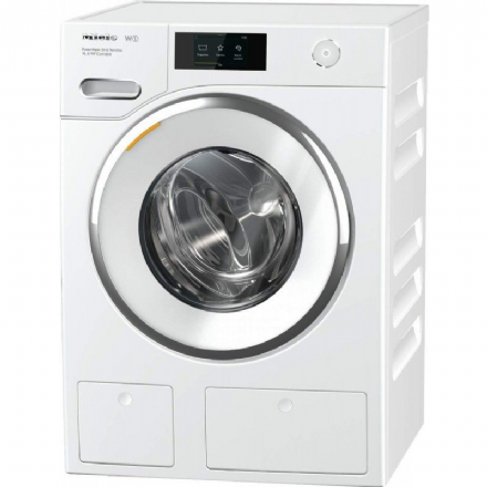 MIELE WWR860 WPS PWash2.0 & TDos XL & WiFi W1 washing machine front loader with TwinDos